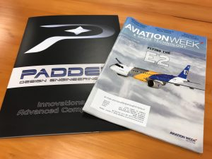 Embraer E190-E2 Aviation Week Feature