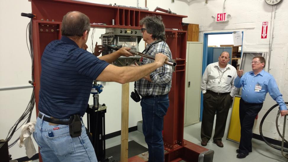 Engine to Pylon Tension Bolt Torque-Up